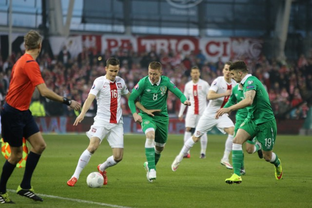 Ireland Poland James McCarthy
