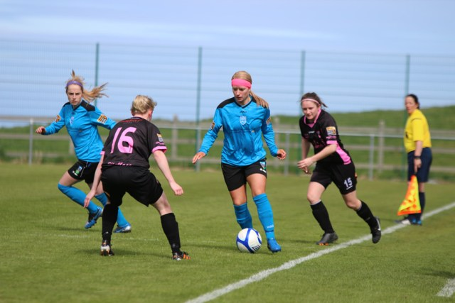UCD Waves v Wexford Youths 2