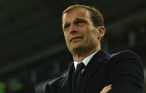 Belief stands between Juventus and a wealth of success under Max Allegri