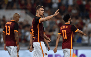 Roma v Juventus, a season defining game…already?