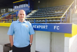 No man is an island - the development of Newport (IoW) FC