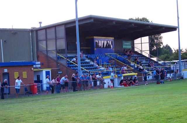 Newport (IOW) FC St George's Park