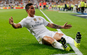 James Rodríguez - the future of Real Madrid