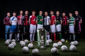 Poll: Choose your favourite 2016 Airtricity League Premier Division home kit