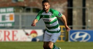 Home is where the heart is for Shamrock Rovers captain McPhail