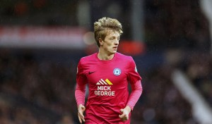 Ex-League of Ireland man Forrester named captain of Peterborough