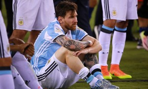 Lionel Messi retires from international football after Copa America Final defeat