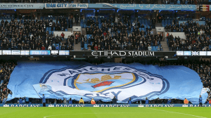 Pic: UEFA list John Stones in Manchester City's Champions League squad
