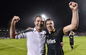 Dundalk now within touching distance of Champions League group stage