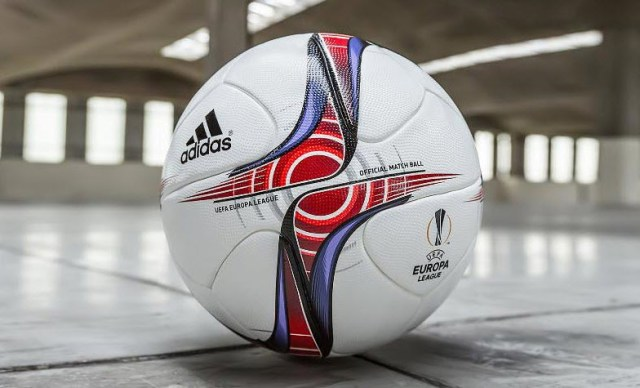 Europa League ball 2016