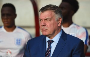 I'm done with England - and Big Sam can't change that