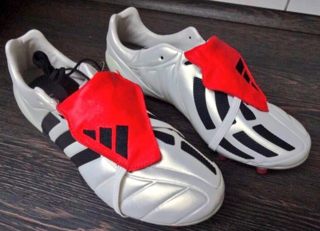 Pics  Adidas set to re-release Predator Mania boot in 2017 ca37e39aa