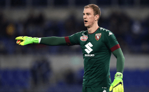 Remainer - Joe Hart can join an elite list of players if he stays in Serie A