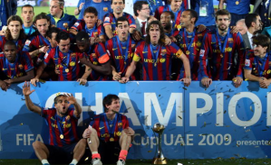 Barcelona 2009 - Rewriting success