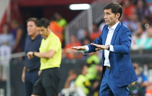 Marcelino at the centre of Valencia's revival