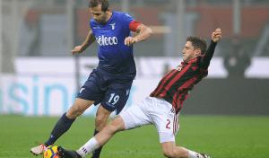 Davide Calabria the leading light as Milan overcome Lazio