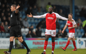 The Mystery of Fleetwood Town's Toumani Diagouraga