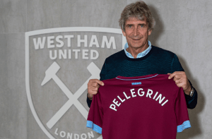 Five signings for Manuel Pellegrini's West Ham United