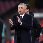 Carlo Ancelotti rebuilding reputation at Napoli