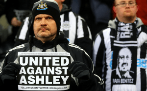 It's time for Mike Ashley to stop playing the Newcastle United waiting game