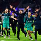 Anything you can do, we can do better...Tottenham's miraculous Champions League comeback