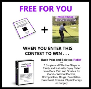 Win Back Pain and Sciatica Relief