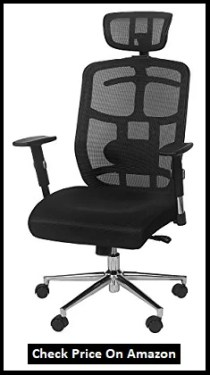 TOPSKY Mesh Computer Office Chair