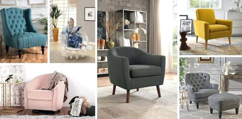 Best Living Room Chairs Review 2020
