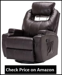 SUNCOO Massage Recliner Review