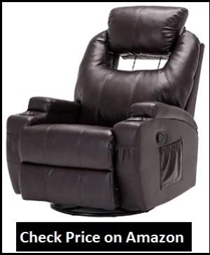 SUNCOO Massage Recliner Review