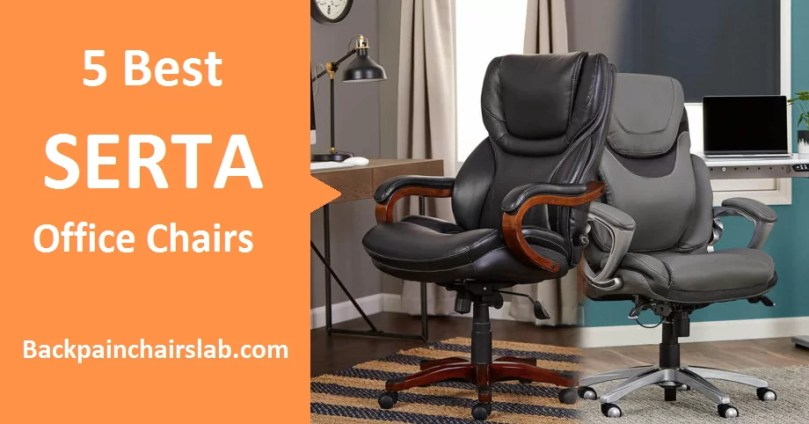 best Serta office chairs