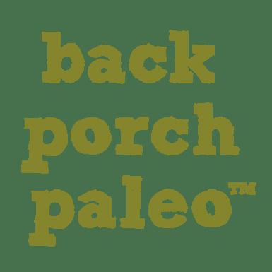 Back Porch Paleo