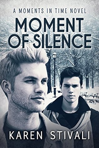 📚Review: Moment of Silence (Moments in Time book 4) by Karen Stivali
