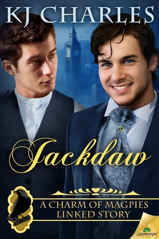 📚Review: Jackdaw, by K.J. Charles (The World of A Charm of Magpies)