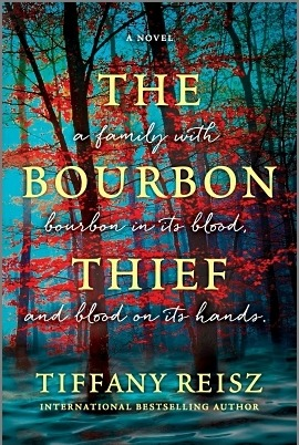Review: The Bourbon Thief, by Tiffany Reisz