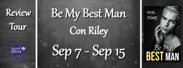 Be My Best Man - Tour Banner