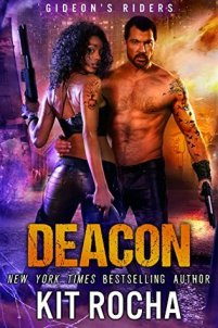 Cover Deacon by Kit Rocha