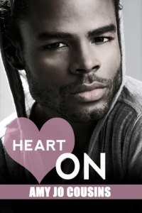 Book Cover - HeartOn by Amy Jo Cousins