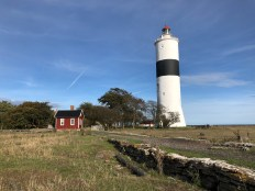 The Tall John light tower at the south cape of Öland