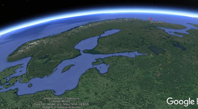 Nordkapp & Murmansk