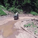 The 434a gravel road, Bosnia & Herzegovina (Srpska)
