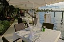 Dockside Dinner Tables
