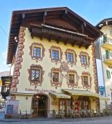 Lovely Frescoed Building