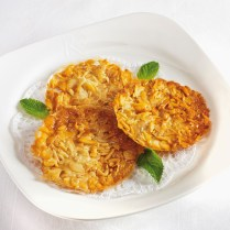We Had These Almond Cookies Every Night With Ice Cream, Delicious
