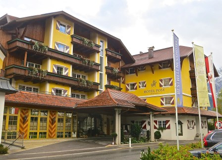 Post Hotel Lermoos