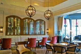 Astor Court Lounge Area