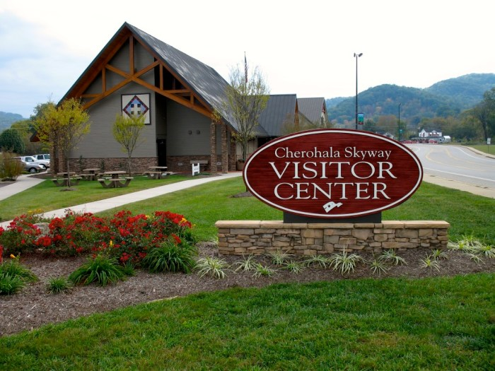 Cherohala Skyway Visitor Center