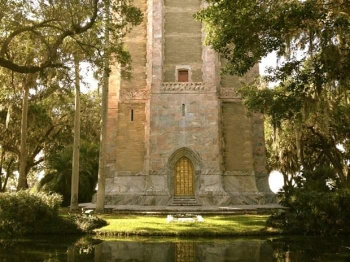 Bok Tower Gardens Bronze Door