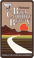 BLM Back Country Byways Logo