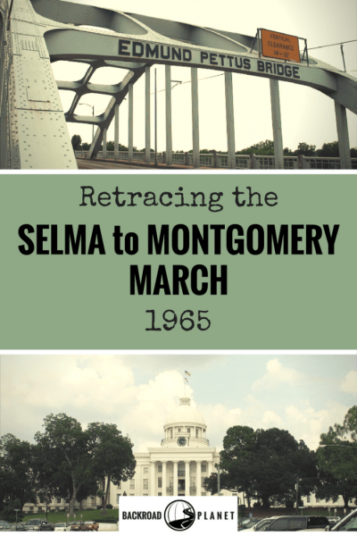 Join me as I journey to Alabama to retrace the route of the 1965 Selma to Montgomery March for voting rights, following in the steps of the heroes and martyrs who led the way.